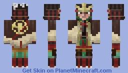 Genichiro Ashina (Sekiro) Minecraft Skin