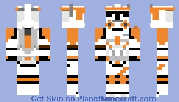 Commander Cody Minecraft Skin