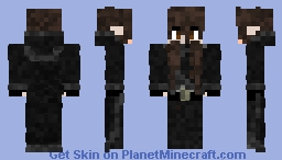 Cynthia (RPSMP CHARACTER) Minecraft Skin
