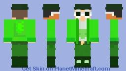George MCC6 Skin Minecraft Skin
