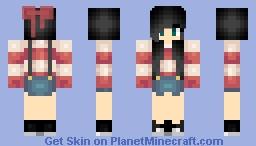 Art Class! Minecraft Skin