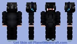 {{ Agoraphobic }} Minecraft Skin