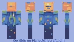 Good Morning :D) Minecraft Skin
