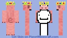 TechnoDream Minecraft Skin