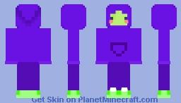 GingerPale Minecraft Skin