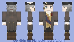 [LOTC] Old man Emperor Minecraft Skin