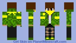 bandito Minecraft Skin