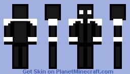 DARKER DISCORD Minecraft Skin