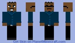 daniel & the cooler daniel Minecraft Skin