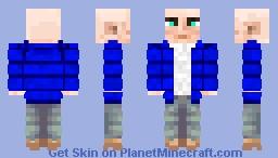 Najman Minecraft Skin