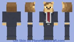 Ibuki (beastars) Minecraft Skin