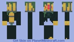 Sea Monstrocity Minecraft Skin