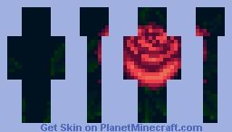 Rose Minecraft Skin