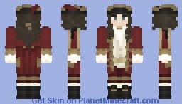 [LOTC] Wigged. Minecraft Skin
