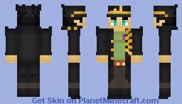 Kujo Jotaro (Part 3) Minecraft Skin