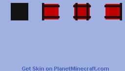 SCP Alarm light Minecraft Skin