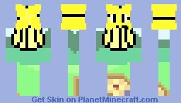 X - Battle for BFB Minecraft Skin