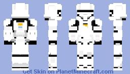 Star Wars: First Order Jet Trooper Minecraft Skin