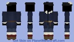 [LOTC] [Commission] Recluta Minecraft Skin