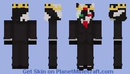 ranboo skin remake Minecraft Skin