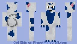 Indigo (Base) Minecraft Skin