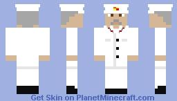 Lazar Kaganovich - Premier of the West Siberian People's Republic - TNO Mod Minecraft Skin