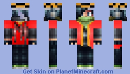 Me but I am now a pirate... Minecraft Skin