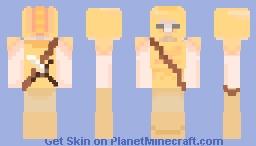 Ares Minecraft Skin