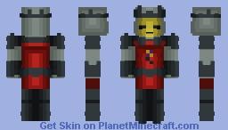 Enoch | Ben 10 Minecraft Skin