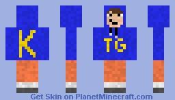 New Youtube Skin Minecraft Skin