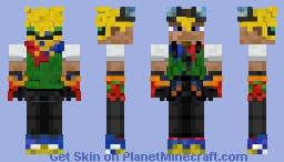 NutSYdBroDs Official Skin V2 PBR (Full Released) Minecraft Skin