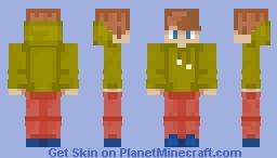 Erik with a hoodie Minecraft Skin