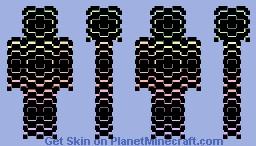 Pastel(bored) grid Minecraft Skin