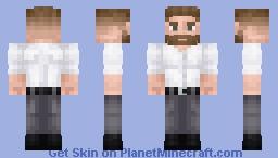 Neeko   Custom Request (No Jacket) Minecraft Skin