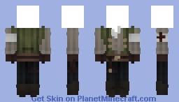 Field Medic {HW} Minecraft Skin