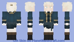 [LOTC] High elf Minecraft Skin