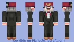 Stan, the man. Minecraft Skin