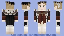 King Edward VI Minecraft Skin