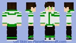 Ben Tennyson - Ben 10 Omniverse (Jacket) Minecraft Skin