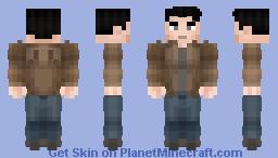 Bruce Wayne | Casual look Minecraft Skin