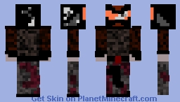 Sith Pilot (Military Class) Minecraft Skin
