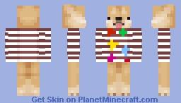 Doge artiste Minecraft Skin
