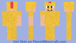 Skin for rome contest Minecraft Skin