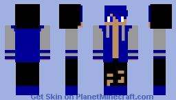 Jock Minecraft Skin