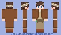 Jedi Master Fuegon Llistrus (Skin Request) Minecraft Skin