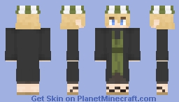 philza but different Minecraft Skin