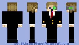 Oml, I hate this skin... Minecraft Skin
