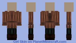 For You! M'lord! Minecraft Skin