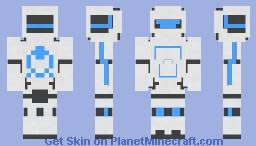 """SCP MTF Tau-5 """"Samsara"""" Minecraft Skin"""