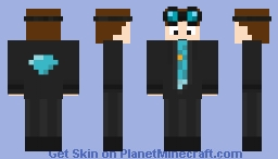 dantdm skin Minecraft Skin